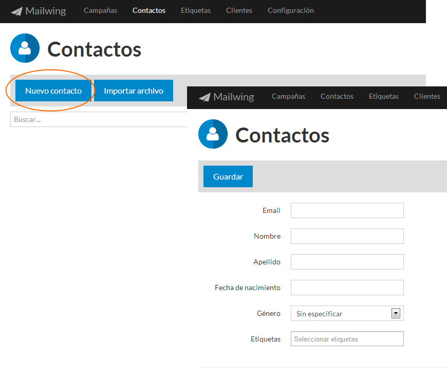 newcontact