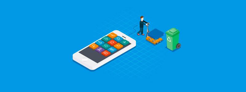 App desinstalar