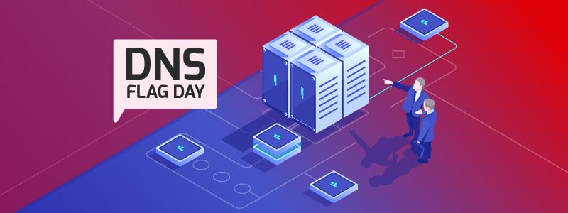 DNS-FlagDay