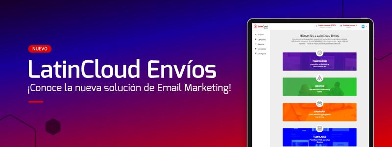 LatinCloud Envíos Lanzamiento