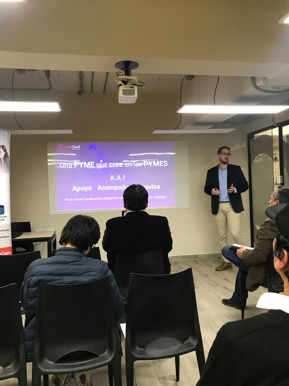 BusinessCloud Experience Lima