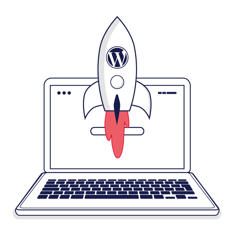 Contrata tu plan de Hosting WordPress